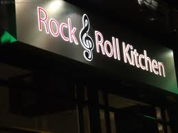 Rock and Roll Kitchen Woking